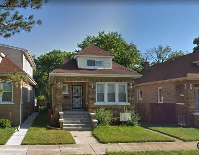 Cook County Single Family Home New: 452 East 88th Place