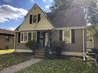 Cook County Single Family Home New: 3539 Madison Street