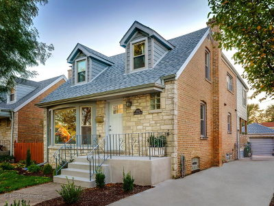 Chicago Single Family Home New: 5032 North Sayre Avenue
