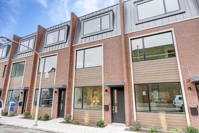 Chicago Condo/Townhouse New: 2733 West Prindiville Street