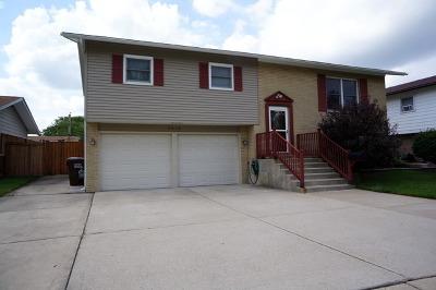 Oak Forest Single Family Home New: 5645 151st Street