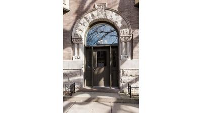 Condo/Townhouse New: 743 North Wolcott Avenue #1