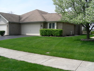 Tinley Park Condo/Townhouse New: 18340 Pinewood Lane