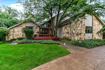 Lisle Single Family Home Price Change: 2103 Pebble Creek Drive