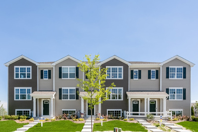 Pingree Grove Condo/Townhouse New: 2429 Upland Road #2214