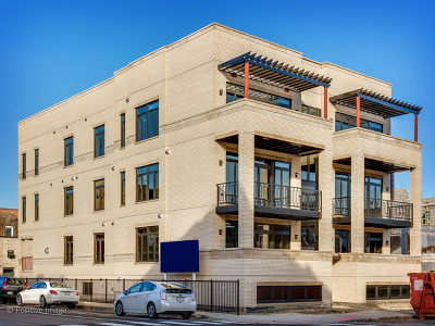 Condo/Townhouse New: 1370 West Walton Street #1E