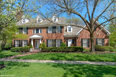 Naperville Single Family Home New: 419 Deepwood Court