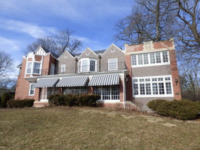 Midlothian Single Family Home For Sale: 7 Cottage Row