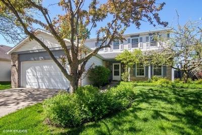 Buffalo Grove Single Family Home For Sale: 1026 Hobson Drive