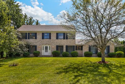 St. Charles Single Family Home New: 6n762 Foxborough Road