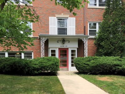 Evanston IL Condo/Townhouse New: $104,000
