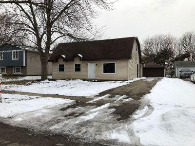 Bolingbrook Single Family Home New: 165 Plainview Drive