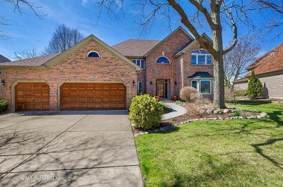 Aurora IL Single Family Home New: $484,900