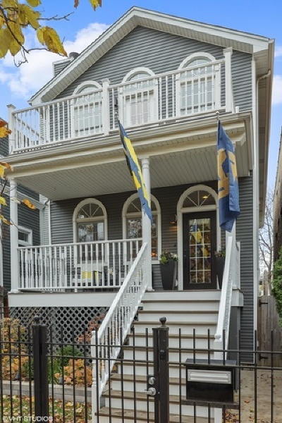 Single Family Home New: 1834 West Oakdale Avenue