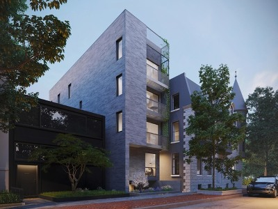 Condo/Townhouse New: 530 West Dickens Avenue #401