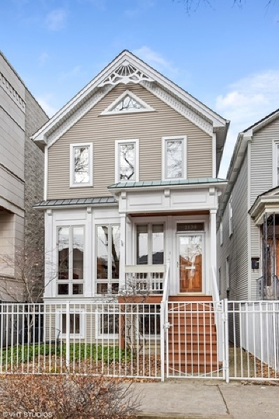 Single Family Home New: 2138 West Fletcher Street