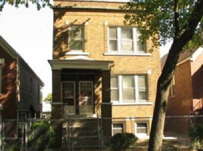 Multi Family Home New: 2833 South Kenneth Avenue