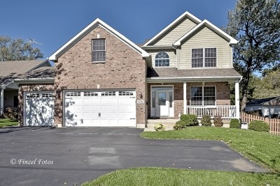 Crystal Lake IL Single Family Home New: $365,000