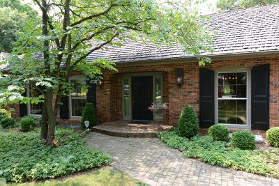 St. Charles Single Family Home New: 4n034 Thornapple Road
