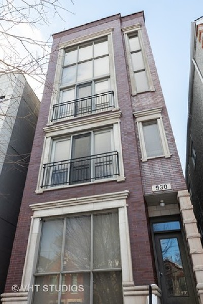 Condo/Townhouse New: 930 North Honore Street #1