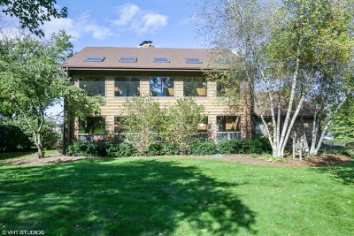 Cary Single Family Home For Sale: 7395 Cove Drive