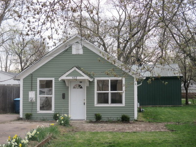 Aurora IL Single Family Home New: $125,500