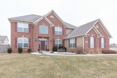 Elgin IL Single Family Home New: $415,000