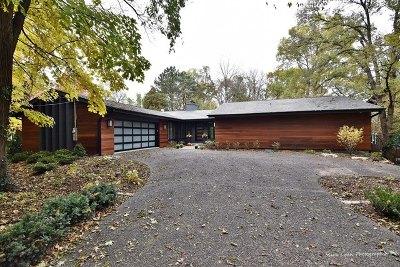 Glen Ellyn Single Family Home For Sale: 21w276 Crescent Boulevard