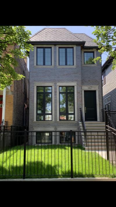 Single Family Home For Sale: 1427 West Belle Plaine Avenue