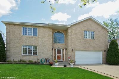 Mount Prospect Single Family Home For Sale: 1009 Wildwood Lane