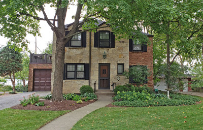 Elmhurst IL Single Family Home Contingent: $600,000