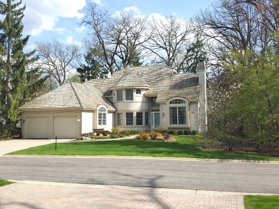 Lake Forest Single Family Home For Sale: 1711 Harvard Court