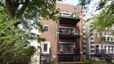 Condo/Townhouse Contingent: 6956 North Ridge Boulevard #1
