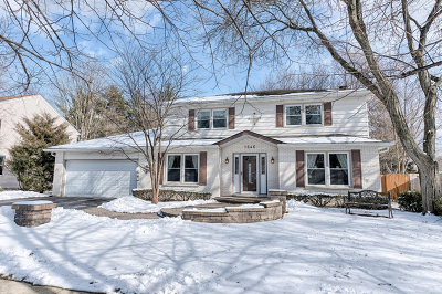 Naperville Single Family Home New: 1646 Indian Knoll Road