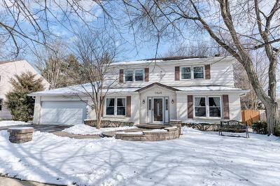 Naperville IL Single Family Home New: $389,000