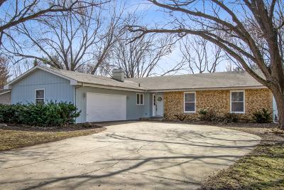 Sleepy Hollow Single Family Home For Sale: 1206 Carol Crest Drive