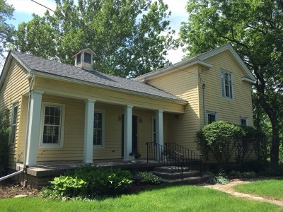 Elburn Single Family Home For Sale: S800 Il Route 47