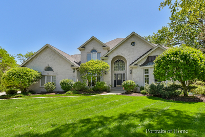 Lisle Single Family Home For Sale: 2171 Canterbury Lane