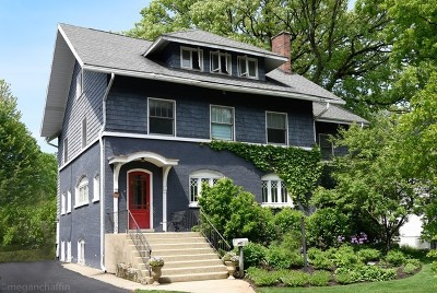 Wilmette Single Family Home For Sale: 612 Lake Avenue
