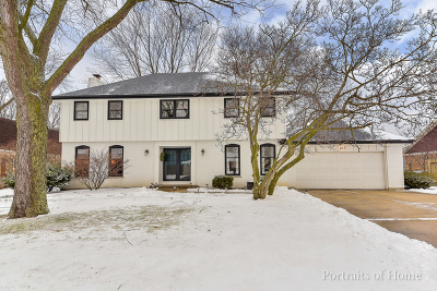Wheaton Single Family Home For Sale: 211 East Thompson Drive