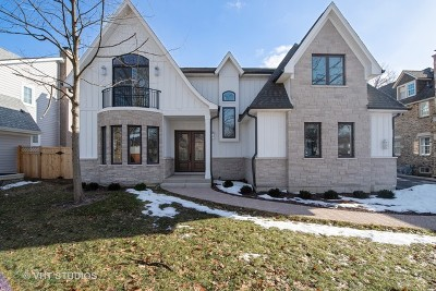 Glenview Single Family Home For Sale: 711 Juniper Road