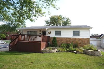 Oak Forest Single Family Home New: 5621 Albert Drive