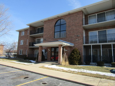 Oak Forest Condo/Townhouse New: 5630 158th Street #303