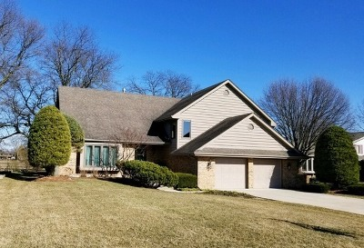Darien Single Family Home For Sale: 8521 Creekside Lane