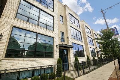 Chicago Condo/Townhouse New: 2437 West Irving Park Road #3E