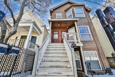 Chicago Condo/Townhouse New: 1619 West Hollywood Avenue #G