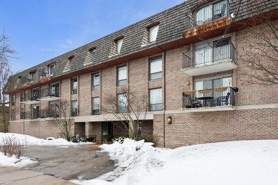 Condo/Townhouse New: 134 Green Bay Road #108