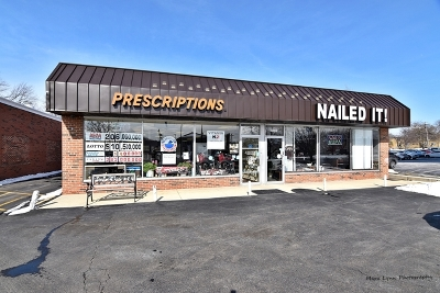 Du Page County Commercial For Sale: 486 Roosevelt Road #88