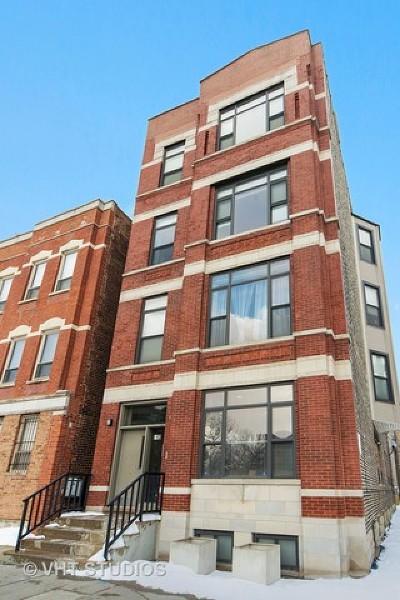 Condo/Townhouse New: 613 North Racine Avenue #1