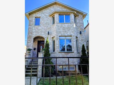 Single Family Home For Sale: 1819 West Farragut Avenue